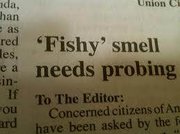 Fishy Smell Ad